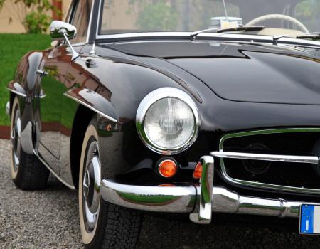 Mercedes 190 SL 1959
