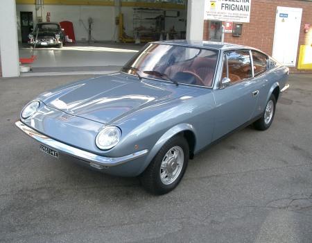 Fiat Vignale 125 1968