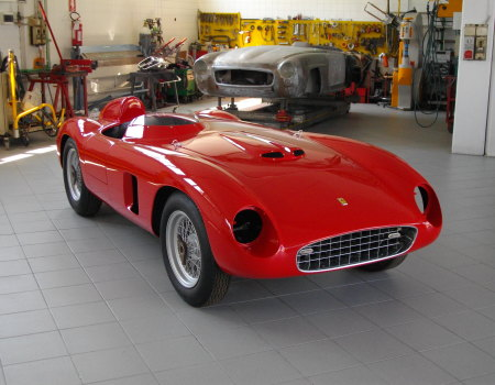 Ferrari 500TR