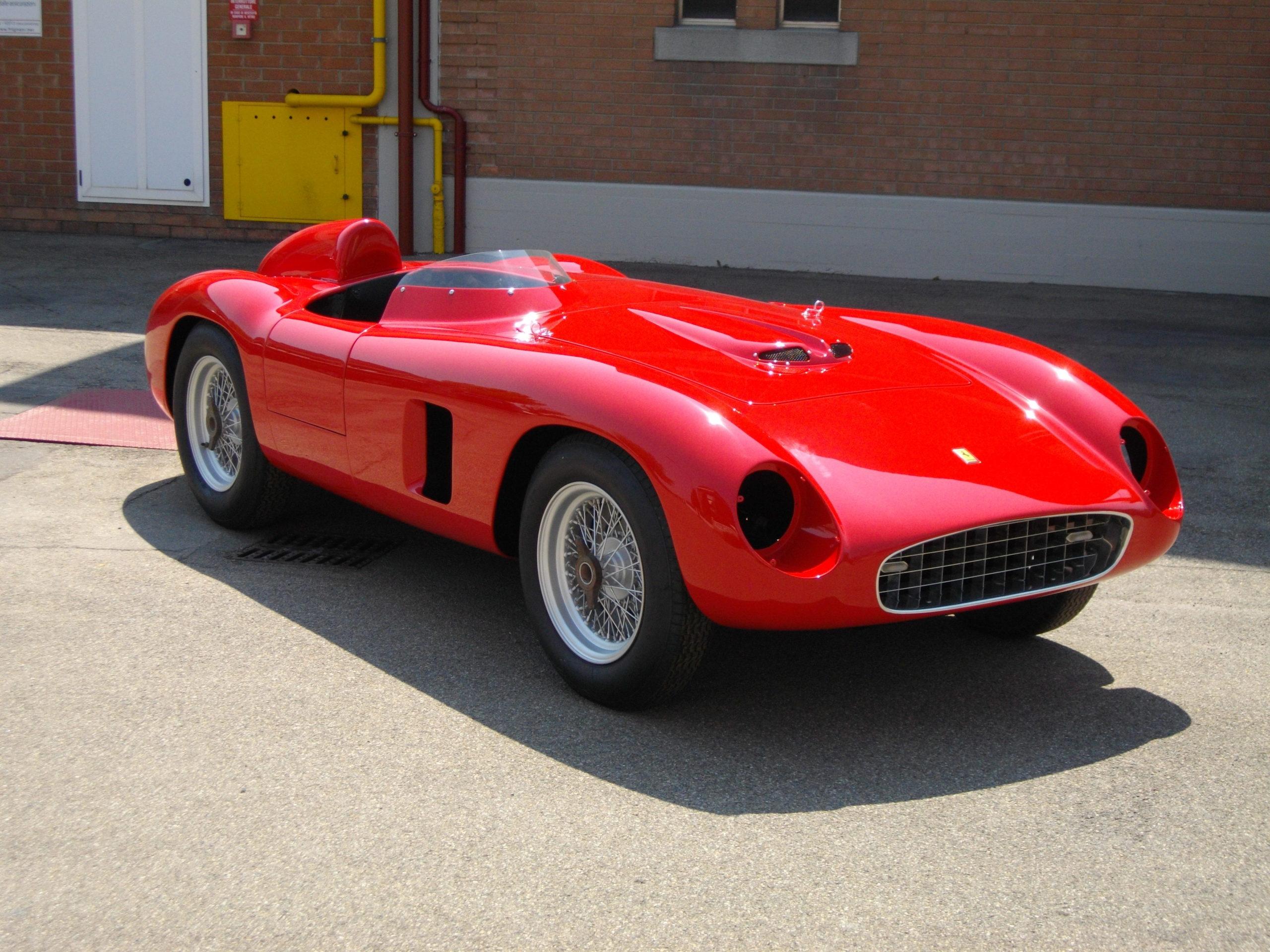 Ferrari 500 TR 1956