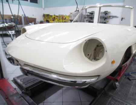 Alfa Romeo Spider 1750 carburatori